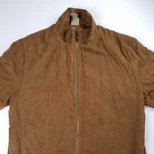 Mens Scandia Woods Bomber Jacket